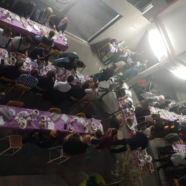 Iftar collectif MdC